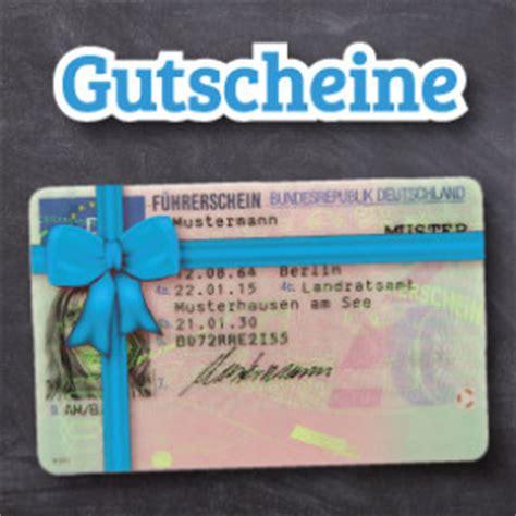 Bilder Gutschein Motorrad by F 252 Hrerschein Gutschein Fahrschule Brabletz De