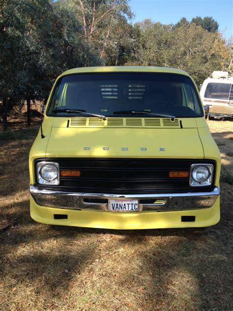 vintage dodge vans for sale 1977 dodge classic cruiser vintage