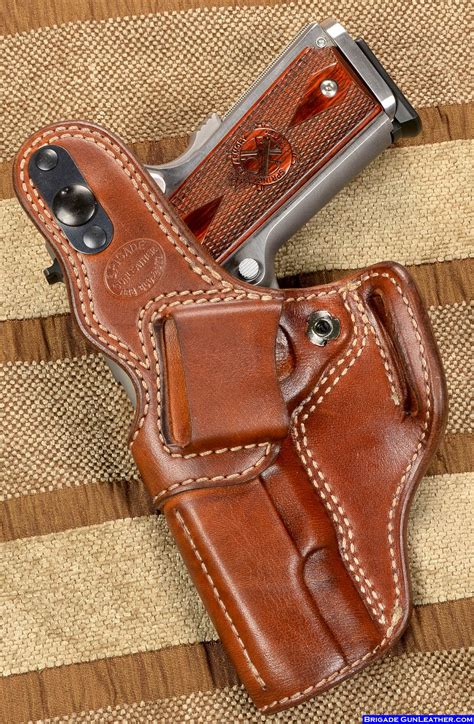 Handmade Leather Pistol Holsters - 1000 images about leather work on leather