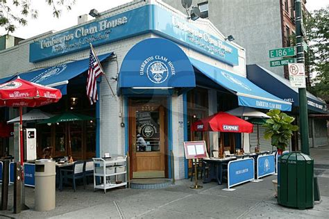 the clam house an italian clam house diana the food communities of nyc