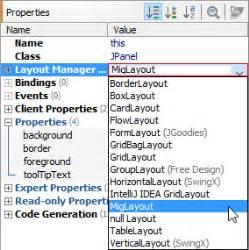 best java layout manager for forms layout managers jformdesigner java swing gui designer