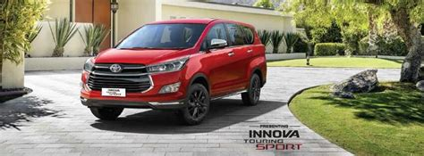Spoiler Inova Model Standar toyota innova touring sport launched check out features specs and prices autos hindustan times