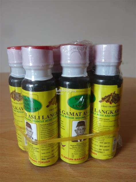 minyak gamat asli langkawi wari end 1 25 2018 11 15 pm