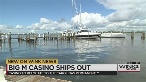 casino boats in south florida big quot m quot casino boat moves up the coast