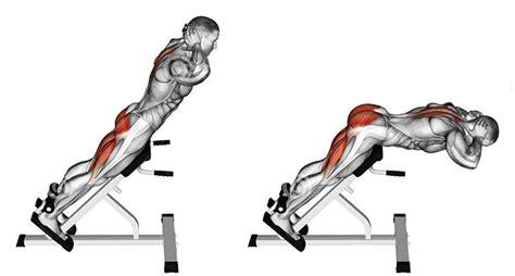 esercizi lombari casa iperestensioni a terra o sulla panca per i muscoli lombari