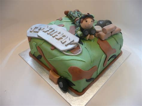 Army Decorated Cakes by Army Theme Birthday Cake Cakecentral