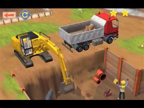Online 3d House Builder little builders construction game cartoon for children
