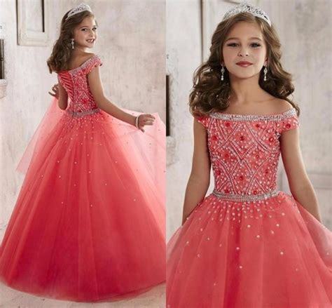 And Their Fave Designers Heat Up 7th On Sale by Vestidos De Para Ni 241 A Color Coral