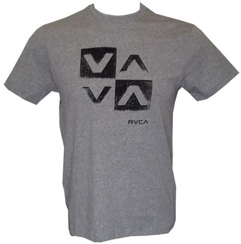 Tshirtkaos Va Rvca rvca va s quot checker photo quot t shirt