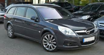 Opel Vectra V6 Opel Vectra 3 0 V6 Cdti Caravan Photos And Comments Www