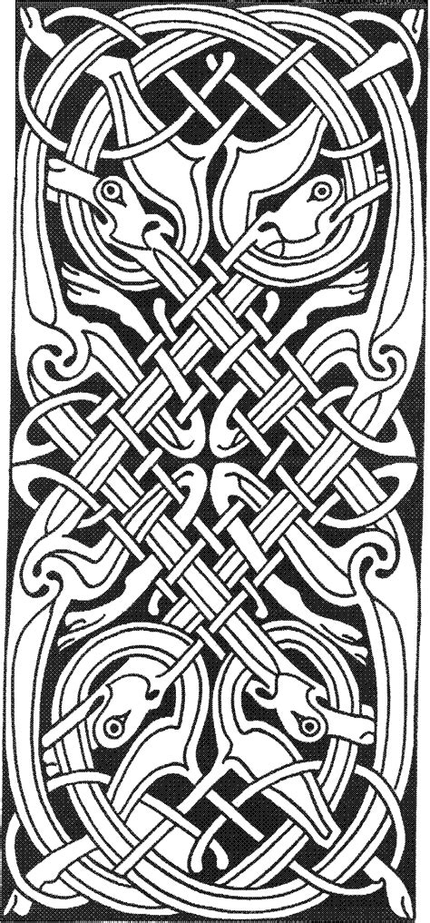 pattern and purpose in insular art paganlink gallery celtic