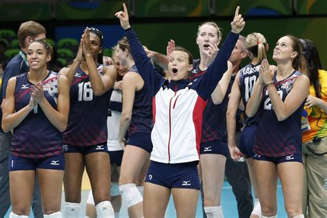 japanese sports u s women s volleyball moves on to olympic semifinals