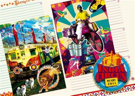 bubble design visual communication mumbai the india circus 2011 must buy cult affair