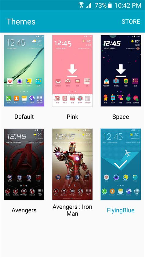 themes store for s4 asia 1អ រ ងឪ galaxy s4 shv e300k 5 0 2 s6 theme store
