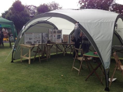 colemans gazebo cart dorset at the dorchester festival