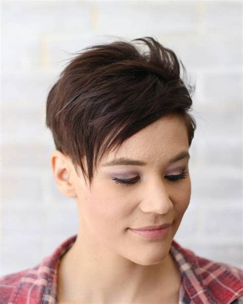 pixie stacked haircuts stacked pixie haircuts popular short stacked haircuts
