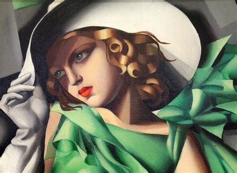 Tamara De Lempicka by Emotionless With Tamara De Lempicka Pixelle Co