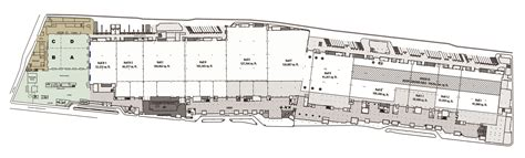 layout of hotel and convention center new orleans convention center floor plan gurus floor