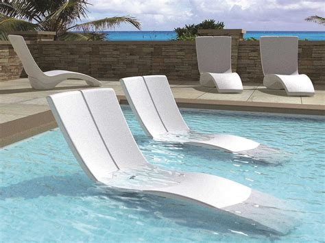 tropitone curve recycled plastic chaise lounge set