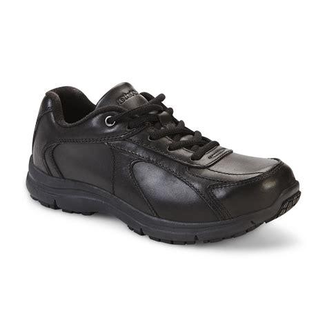 sears shoes diehard s slip resistant work oxford black