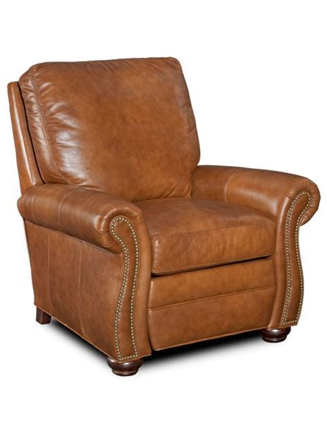 fine leather recliners bradington young division of hooker furniture sterling