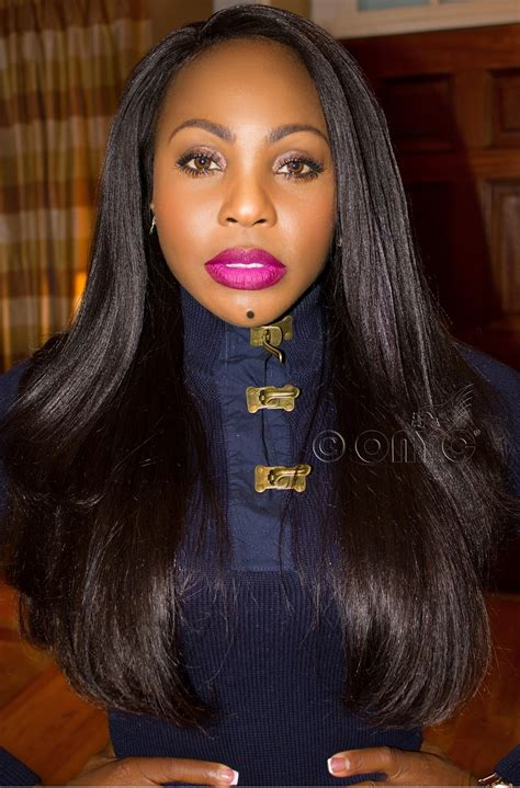onyc hair extensions my fab look with relaxed hair extensions onyc