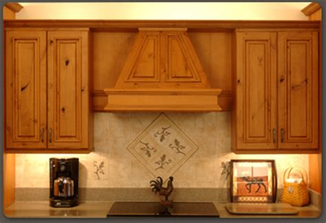 Unfinished Kitchen Cabinet Boxes by Wood Range Hoods Walzcraft