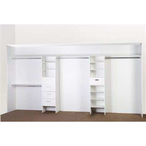 Top Shelf New Bedford by Shelves White Wardrobe And Wardrobes On