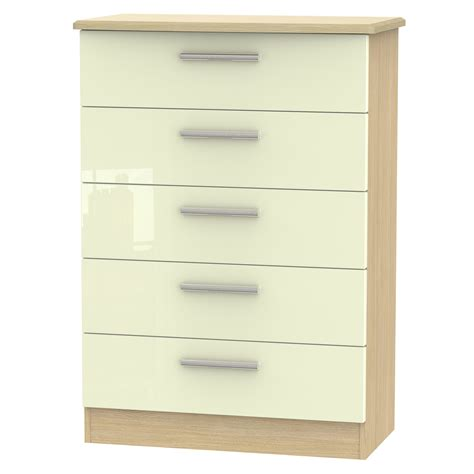 the kensington range bedroom furniture kensington five drawer chest