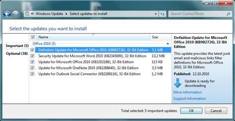 windows office 2010 updates microsoft office 2010 installation professional plus edition