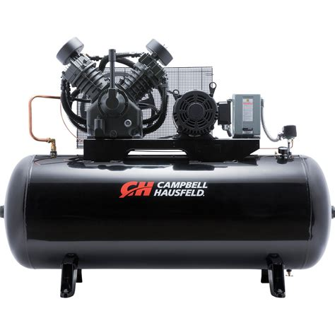 10 Hp Air Compressor Cfm - cbell hausfeld two stage air compressor 10 hp 34 1
