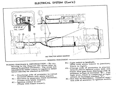 allis chalmers d 19 wiring diagram wiring forums