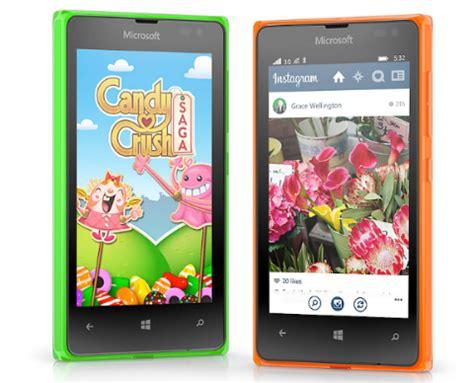 Dan Gambar Microsoft Lumia harga lumia 435 dan lumia 532 di indonesia dibanderol