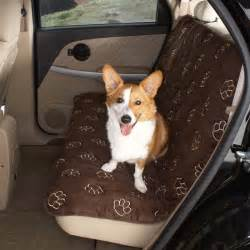 Seat Cover For Car For Dogs Pet Travel Accessories Barriers Car Seat Covers