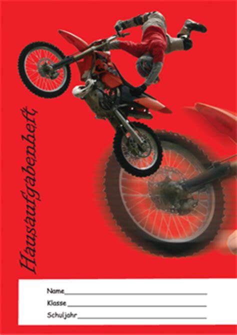 Motorrad Freestyle by Hausaufgabenheft Quot Motorrad Freestyle Quot Seibert Verlag