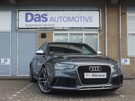 Audi Rs6 Kosten by Audi Rs6 09 2015 Ingevoerd Uit Duitsland