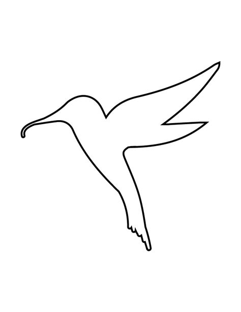 printable hummingbird stencils hummingbird stencil related keywords hummingbird stencil