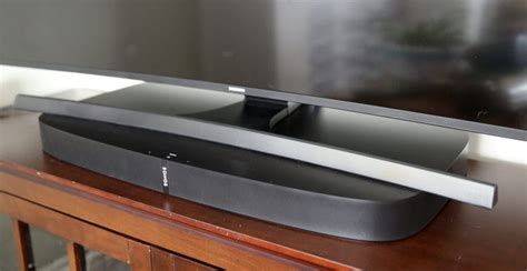 sonos playbase review  sonos home theater speaker