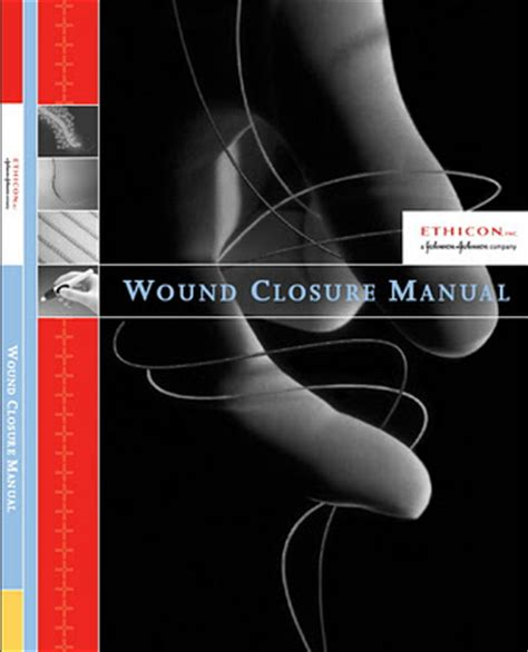 libro wounding libro de suturas ethicon wound closure manual rinc 243 n m 233 dico