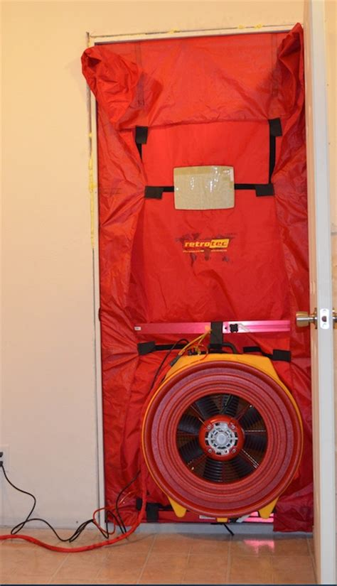 Retrotec Blower Door by Retrotec Blower Door Discount Everblue
