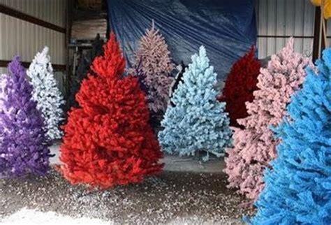 arbol d enavidad con colores naranjas 193 rbol de navidad artificial a color paperblog