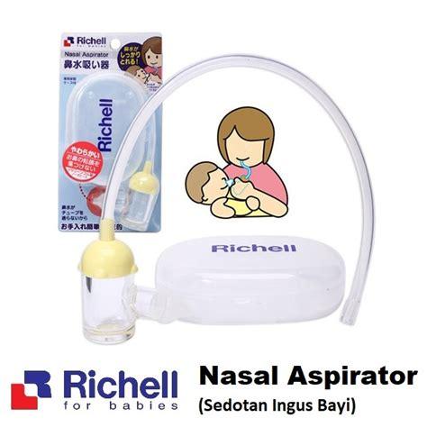 Richell Nasal Aspirator Sedotan Ingus Richell 24 asibayi page 3 of 138 toko perlengkapan bayi dan ibu menyusui
