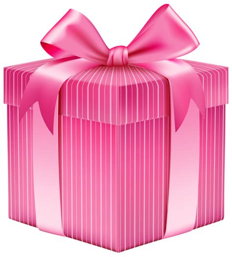 gift clipart pink gift pencil and in color gift clipart