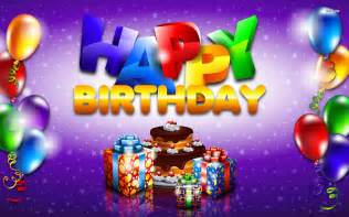 Good High Definition Wallpaper's Collection: Birthday Balloons Wallpapers (45) of Birthday