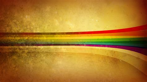 colorful vintage wallpaper 25 hd rainbow wallpapers