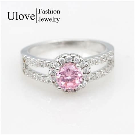 Cincin 2 3 Ring Korea 03cn03596 white gold plated simulated gemstone rings silver with sapphire jewelry cincin