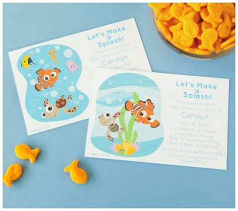 Disney Baby Shower by Free Printables 24 Baby Shower Invitations More