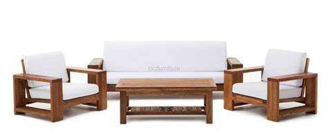 sofa set in india simple wooden sofa set designs indian style in india