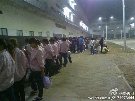 apple zhengzhou workers at foxconn s zhengzhou factory strike in reaction