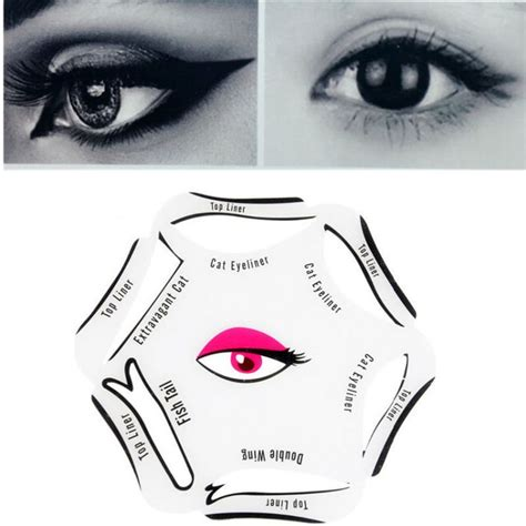 17 best ideas about eyeliner stencil on pinterest cat